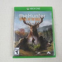 Hunter Call of the Wild Microsoft Xbox One 2017 - $24.70