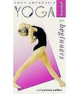 brand new factory sealed  vhs Yoga Journal's Yoga for Beginners (VHS, 1997 - $8.90