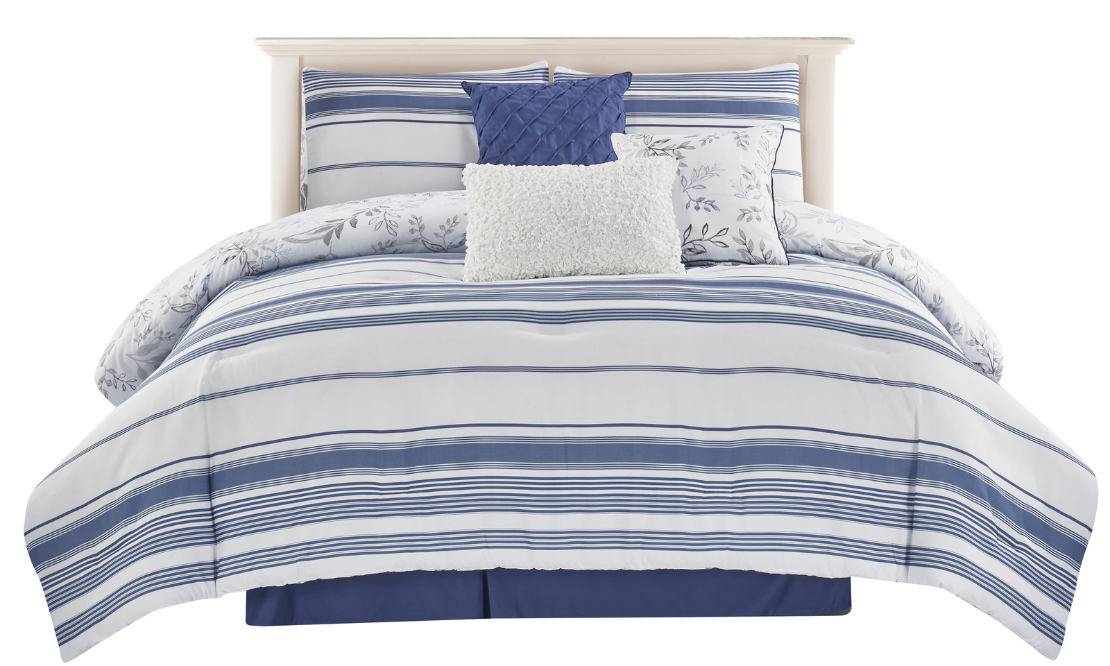 Mikita blue comforter front 4200x2520