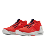 Under Armour Boys HOVR Project Rock 2 Grade School Shoes 3022704-604 Red... - £79.94 GBP