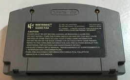 1080° Snowboarding (Nintendo 64, 1998) N64 Game Cartridge image 2