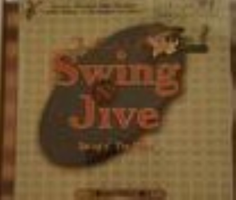 The Roots Of Swing n' Jive  Swinging The Blues Cd