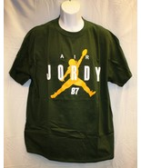 "Jordy Nelson Green Bay Packers ""Air Jordy"" jersey T-shirt  Size XL - $19.79"