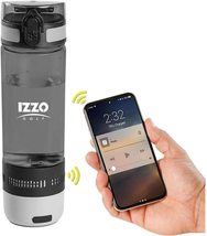 Izzo Golf Speaker Bottle - Take your music to the course or range - $39.99