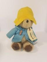 """Vintage Paddington Bear Darkest Peru To London England 10"""" Plush Eden Toys - $17.77"""