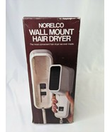 Norelco Wall Mount Hair Dryer CWD-10 - $29.95