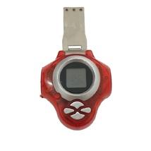 Bandai Digimon Tamers D-Power Version 2 Red D-Ark Takato Guilmon Color Digivice  - $355.00