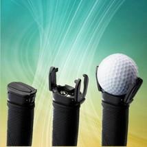 Golf Ball Pick Up Grip Retriever Training Putter Open Pitch Training Aid... - $5.63