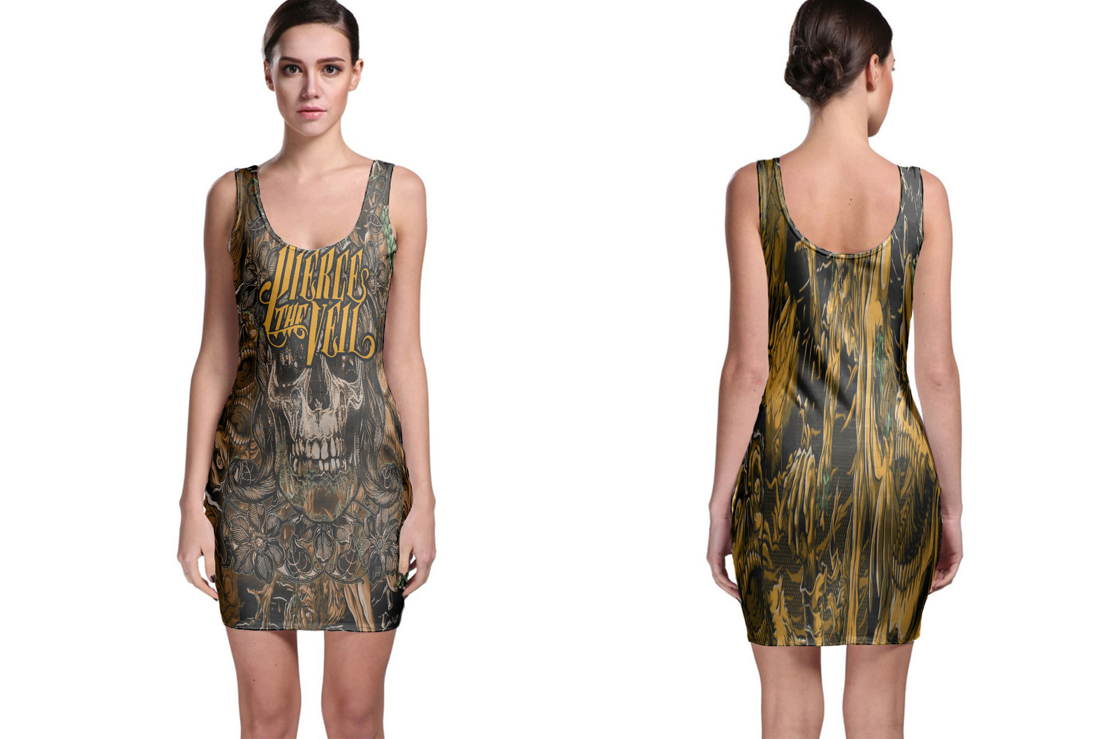 Pierce The Veil Bodycon Dress