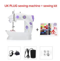 Mini Handheld Sewing Machines Dual Speed Double Thread Multifunction EU ... - $31.34+