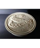 Anthropologie Ceramiche Virginia Rustic Ceramic Food Chocolate Canister ... - $54.45