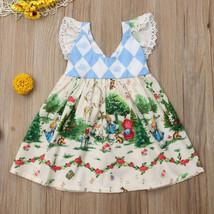 NEW Alice In Wonderland Girls Sleeveless Dress 18M 2T 3T 4T 5T - $10.99