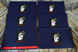 Lot of 6 Scattergories Replacement Folders 1988 - £4.28 GBP
