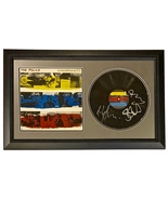 THE POLICE AUTOGRAPHED Hand SIGNED SYNCHRONICITY VINYL RECORD ALBUM FRAM... - $950.00