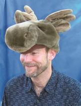 JAAG plush Moose Hat. A fun Christmas gift !! - $17.95