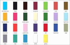 50 Plain Solid Colors Dinner Hand Towel Napkins Paper - $5.75