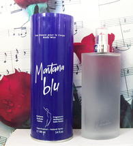 Montana Blu Body Mist 3.4 FL. OZ. - $49.99