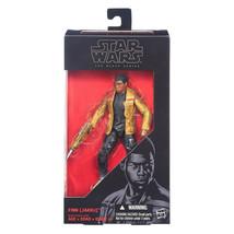 Star Wars The Force Awakens Black Series 6-inch Finn (Jakku) Figure - $13.44