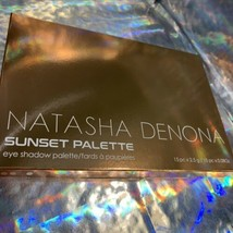 New In Box NATASHA Denona SUNSET 15 Shade Palette From Sephora ⚡️ image 2