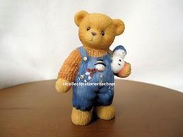 Cherished Teddies Bradley 2000 Adoption Center Exclusive  NIB - $22.72