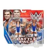 American Alpha Battle Pack Series 48 WWE Mattel Brand New Toys - Mint Pa... - $18.69