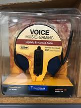 Plantronics Audio 646 DSP Black Neckband Headsets - $18.80