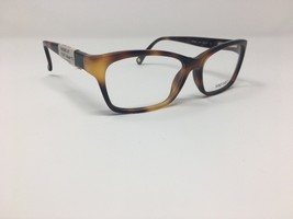 Authentic New Nine West Eyeglasses 53-15-135 Flex Hinge Brown Plastic Ch... - $55.62