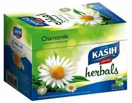 Al Kasih Chamomile Flowers 20 Tea Bags Made In Jordan - $7.87