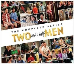 Two & A Half Men The Complete Series DVD Set All Season Episode TV Show ... - $217.79