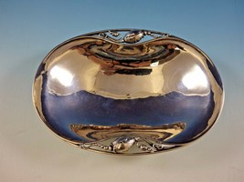 """Blossom by Georg Jensen Sterling Silver Oval Bowl 7 3/8"""" x 5 1/2"""" x 1 7/8"""" - $3,550.00"""