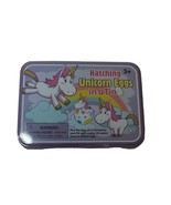 Hatching Unicorn Eggs In A Tin Hatch and Grow your own Unicorn Eggs Ages 3+ - $8.77