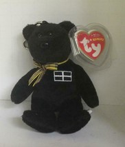 Ty Beanie Babies KERNOW UK EXCLUSIVE Plush Metal Clip Keychain/NWT - $7.91