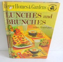 Better Homes & Gardens Lunches and Brunches, Creative Cooking recipe book. - $13.99