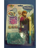 Toys Disney New Roxo Frozen Rainbow Loom Bracel... - $4.95