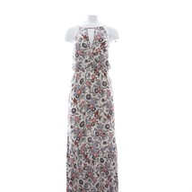 American Eagle Floral Tasseled Maxi Dress S - $36.24