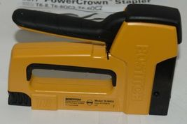 Bostitch T660C2 Heavy Duty Outward Clinch Tacker Power Crown Stapler image 3