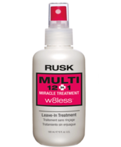 Rusk W8less Multi 12-In-1 Miracle Leave-In Treatment, 6oz