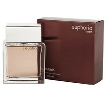 Calvin Klein Euphoria Men Edt Spray/Vaporisateur (3.4 Oz/ 100 Ml) - $36.51