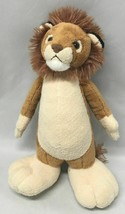 "Wildlife Artists LION Plush Big Foot Standing 10"" Tall - $9.85"
