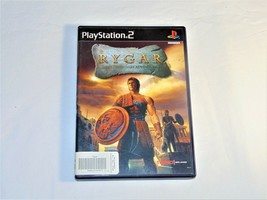 Rygar Legendary Adventure Playstation 2 PS2  - $6.93