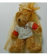 LEXUS Teddy Bear Limited Not sold in store Size 20cm Rare Cute Plush Teddy - $33.66