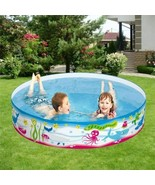 The Season Summer Snapset Portable Swimming, Family and for Kids Paddling Pool - $86.90 - $136.90
