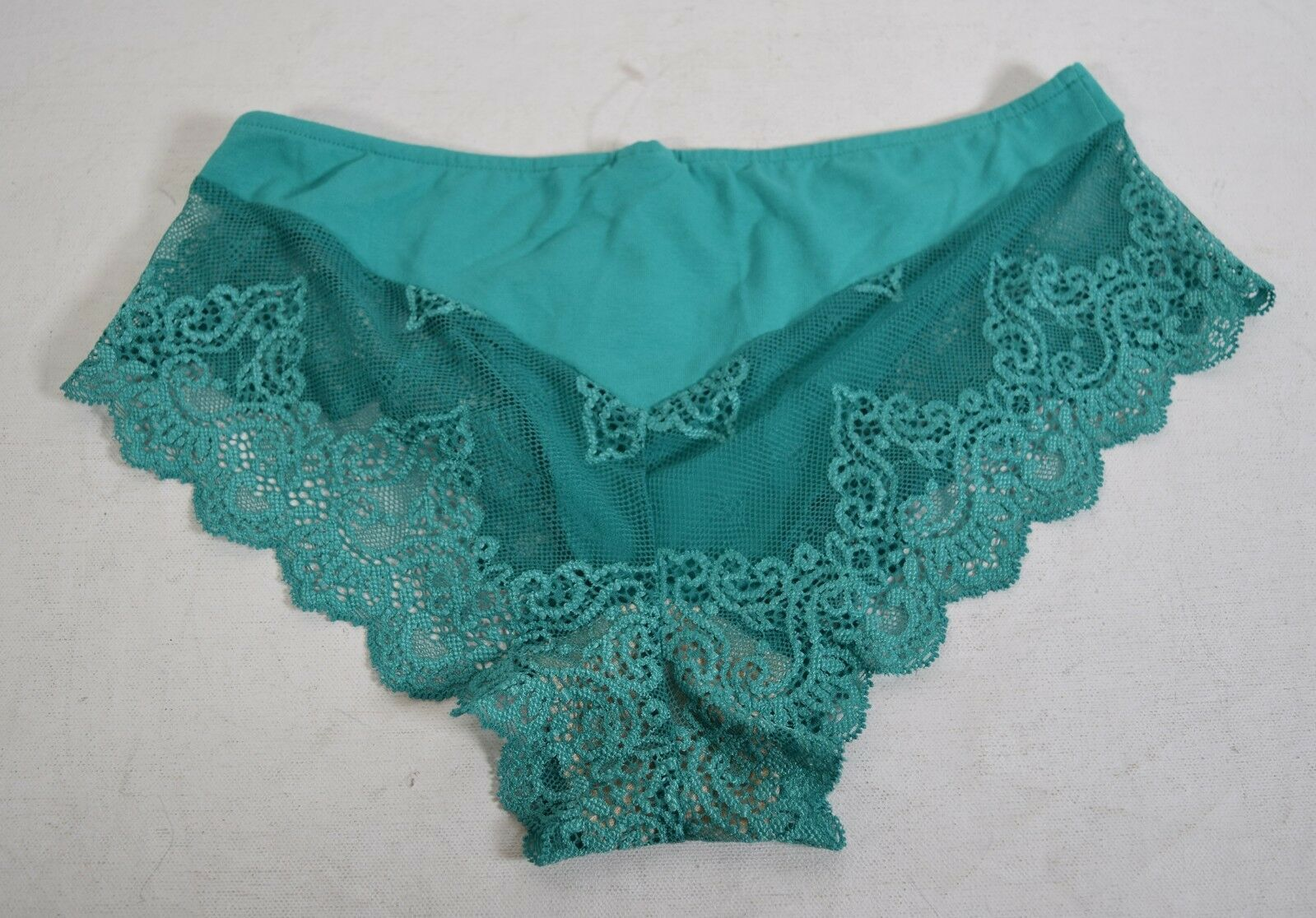 Only Hearts Crop Cami Lace & Fine Hipster Jasper Set S Womens NWT