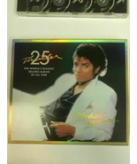 Michael Jackson - Thriller 25th Anniversary -GOOD CONDITION- FAST SHIPPING - $8.86