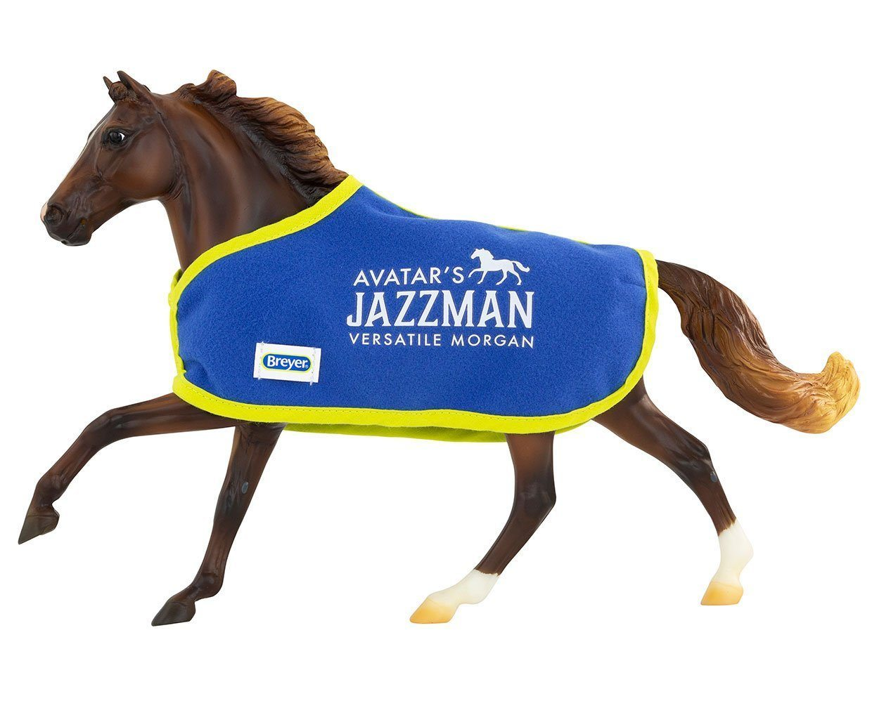 Avatars jazzman model breyer 905515 2000x