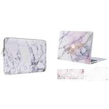 MOSISO Plastic Colorful Marble Hard Case&Painting Marble Laptop Sleeve&K... - $54.99