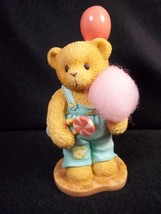Cherished Teddies bisque figurine Mike Sweet on You Adoption event 1998 356255 - $5.86