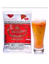 Tea Thai Mix Original Hand Brand Number One Red Label Ice Hot ChaTraMue ... - $19.79