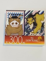 Disney The Lion King 11 x 14 Puzzle 300 pieces New in sealed package - $6.89