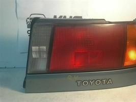 1995-1997 TOYOTA TERCEL PASSENGER RIGHT TAIL LIGHT 245711 - $44.55